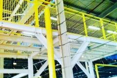 Estrutura Metálicas para Montadoras – Indústria Automobilística