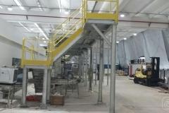 Mezanino & Plataforma - Cliente: KHS